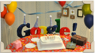 happy-birthday google